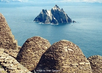 History of Skellig Michael