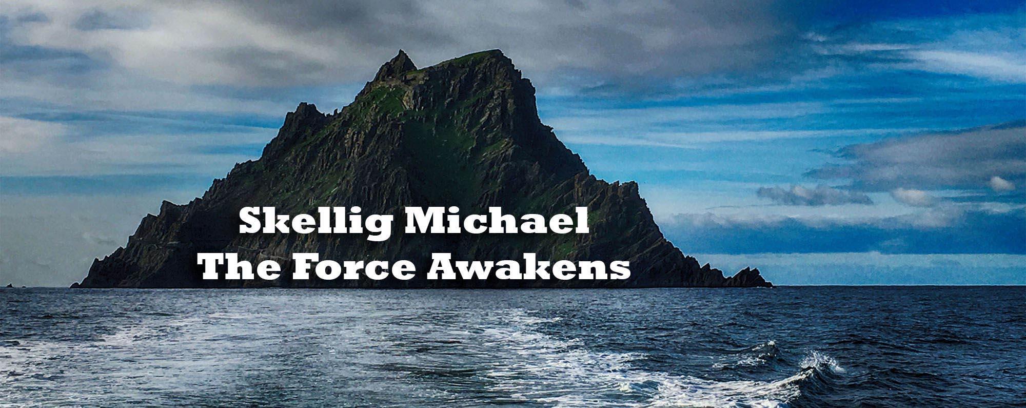 skellig michael force awakens