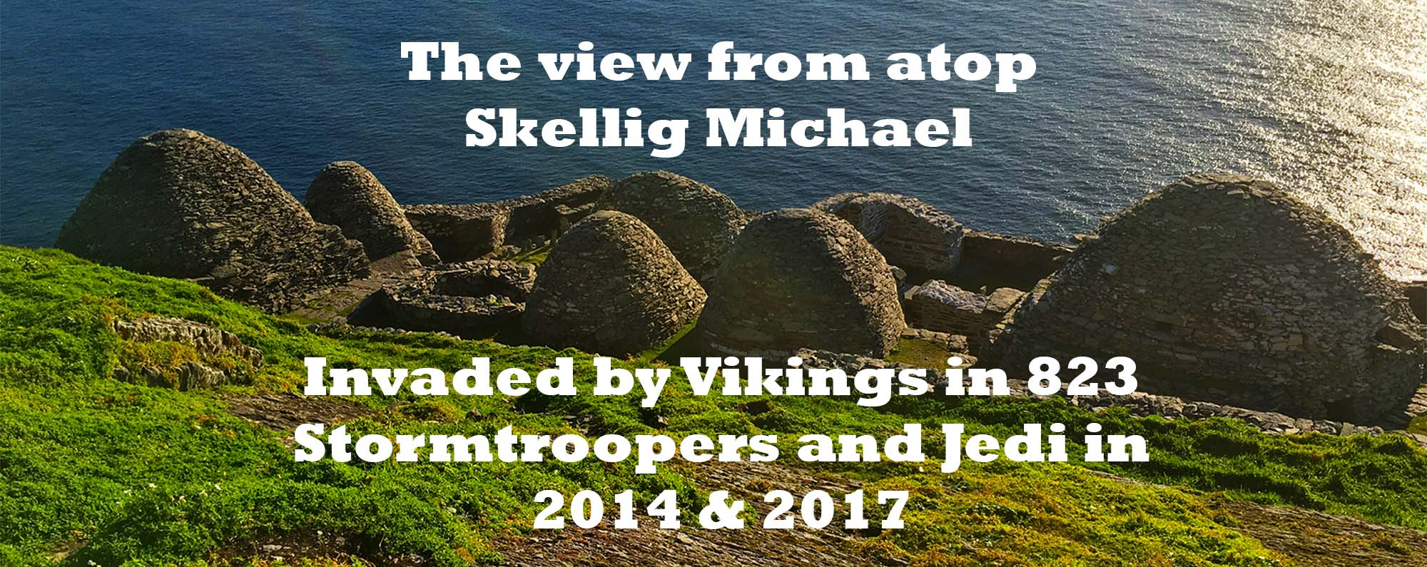 beehive hust and invaders information on skellig michael