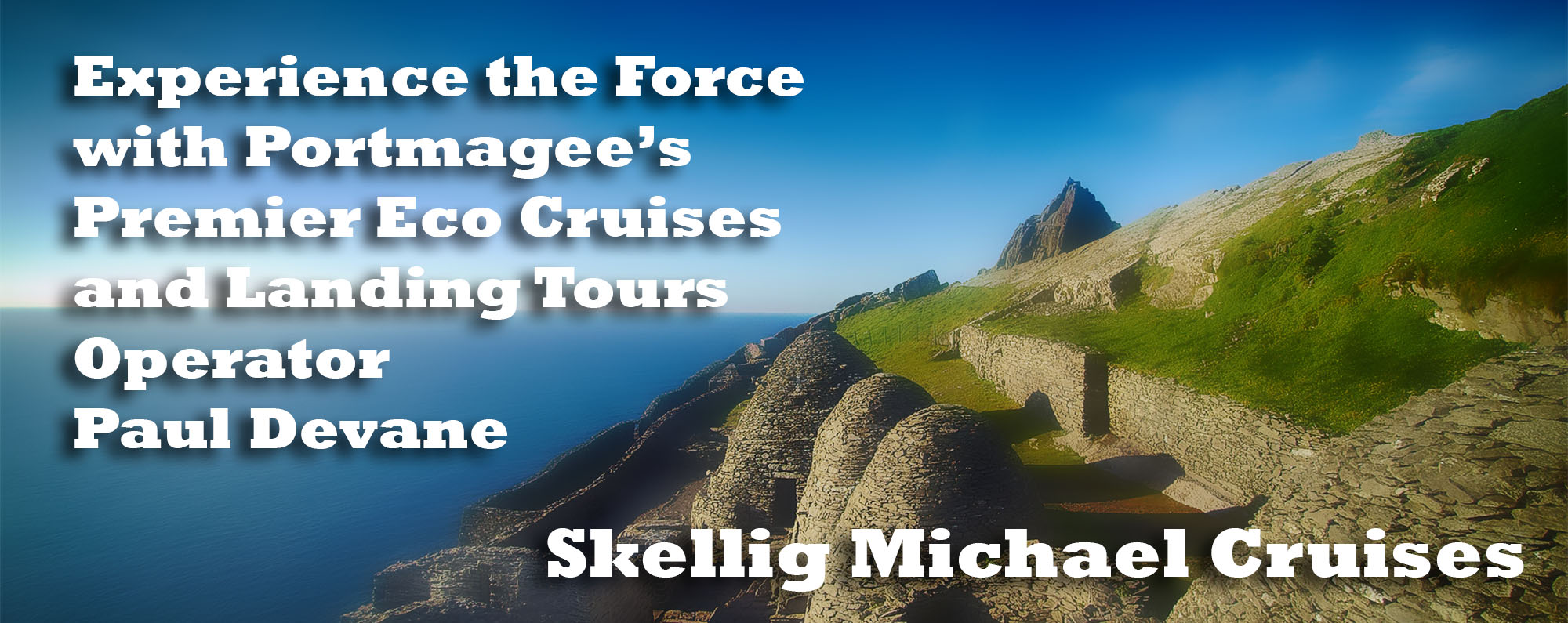 Portmagees premier Skelligs boat trips and tours operator