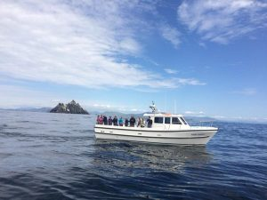 Skellig Michael tours boat
