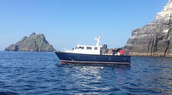 Skellig boats-  lohinor