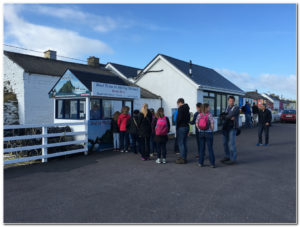 Skellig Islands Eco Cruises booking office