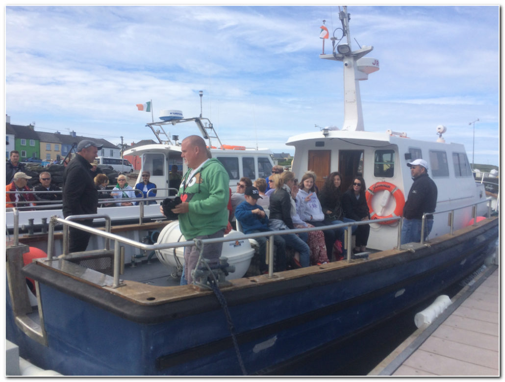 Skellig Boat Tours