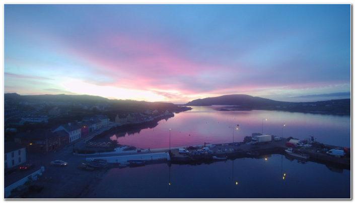 portmagee sunset