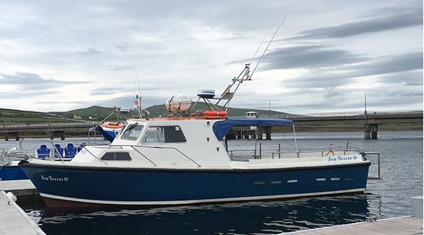 Skellig boats- seabreeze II