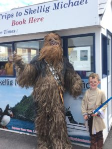 chewbacca and skellig michael booking office